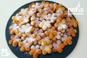 Pudra Şekerli Pişi Tarifi ( Videolu )