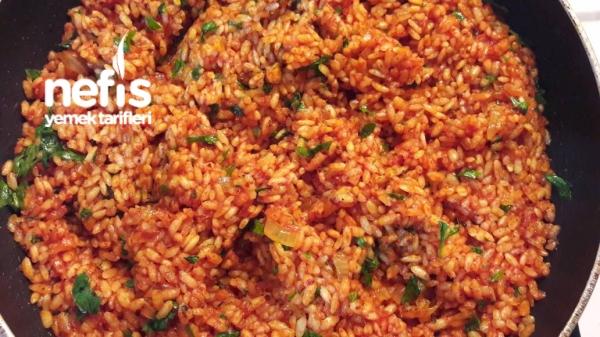 Karışık Dolma ( Pirinçli)