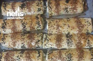 Sodalı Peynirli Borek Tarifi