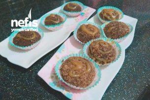 5 Dakkada Hazırlanan Enfes Çikolata Topları Tarifi