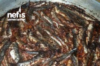 Fırında Hamsi Balık Tarifi