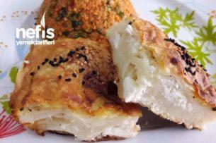 Peynirli Börek Tarifi (Su Böreği Tadında)