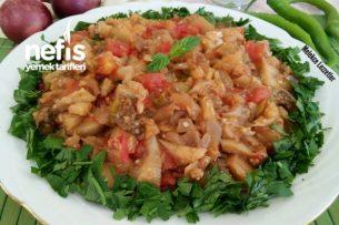 Patlıcan Söğürme (Gaziantep) Tarifi