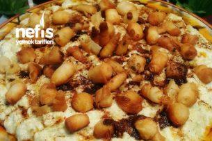 Patatesli Yoğurtlu Kabak Salatası Tarifi