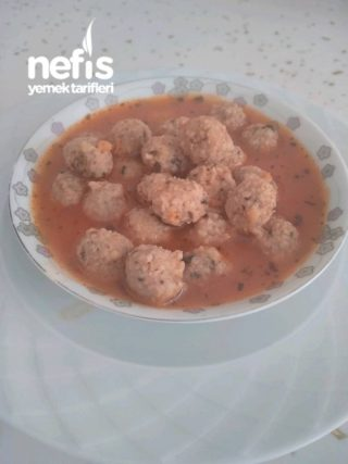 Sulu Köfte(leziz)