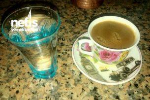 Sade Şekersiz Türk Kahvesi Tarifi