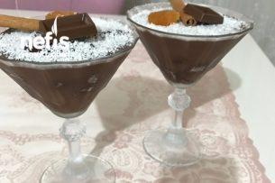 Çikolatalı Cup Pasta Tarifi