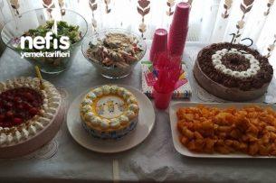 Kızımın Doğum Günü Masası Tarifi