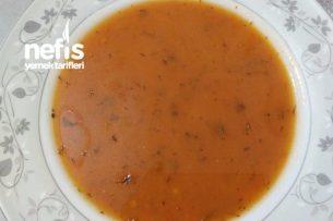 Mis Kokulu Tarhana Çorbası Tarifi