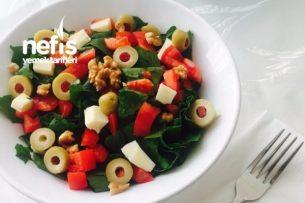 Muhteşem Roka Salatası Tarifi