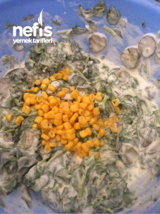 Semiz Otu Salatası