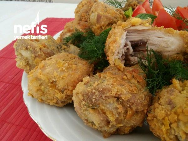 Çıtır Tavuk Pane (Baget)