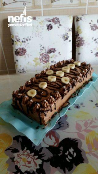 Kakaolu Muzlu Baton Pasta (neffis )