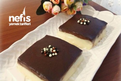 Nefis Çikolatalı Tavuk Göğsü Tarifi