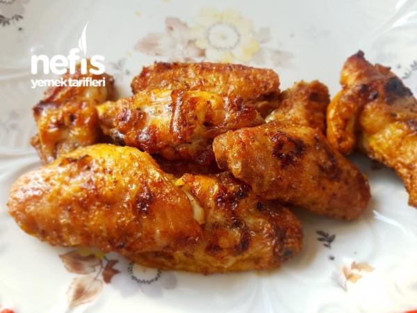 Fırında Tavuk ( Mangal Lezzetinde)
