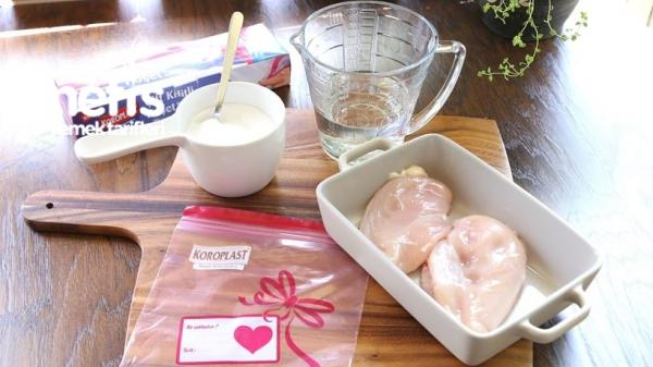 Tavuk Göğsünü Yumuşacık Pişirme