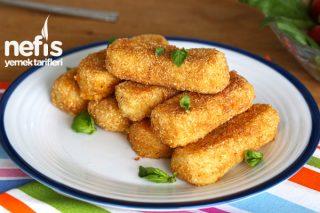 Pratik Patates Kroket Yapımı Tarifi