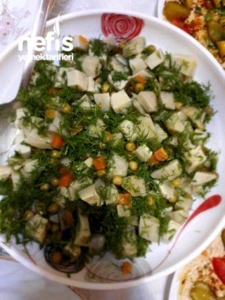 Enginar Salatası- Karaciğer Onarıcı