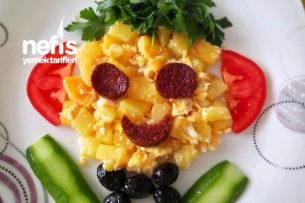 Neşeli Kahvaltım Tarifi