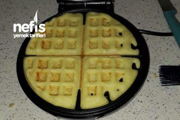 Muhresem Waffle (denemeyen Pisman Olur)