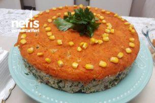 Yasemin Pirinçli Tavuklu Salata Tarifi