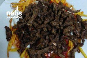 Çökertme Kebabı (Ben Usulü) Tarifi