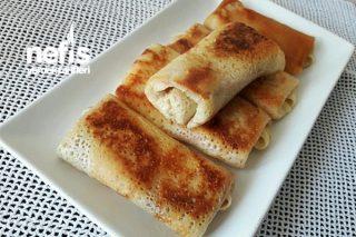 Patatesli Krep Börek (Yumurtasız) Tarifi