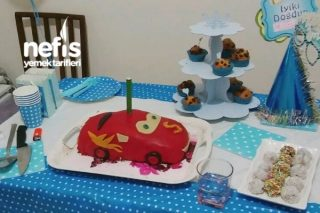 Oğlumun Doğum Günü Partisi Tarifi