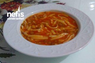 Yeşil Mercimekli Erişte Yemeği Nefisss Tarifi
