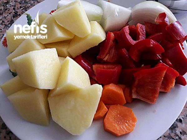 Sebzeli Et Haşlama