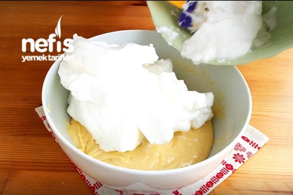 Yumuşacık Pandispanya (Pasta Keki)