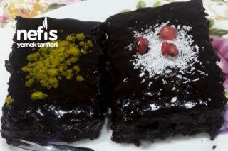 Bol Çikokatalı Islak Kek Tarifi