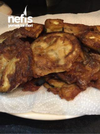 Nefis Patlıcan Kızartması