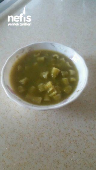 Pırasalı Yüksük Çorbası (et Sulu)