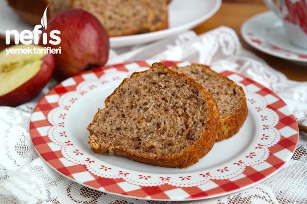 Yumuşacık Elmalı Tarçınlı Kek Yapımı Tarifi