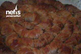 Pastane Baklavasını Aratmayan Büzmeli Ceviz Baklavası Tarifi
