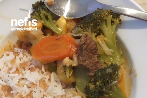 Brokoli Yemeği (Çocuklarımın Bayıldığı Enfes Vitaminli) Tarifi