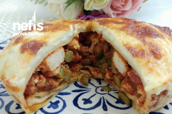 Krepli Bohça Kebabı (Harika Lezzet) Tarifi
