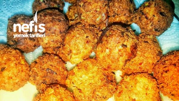 Orjinal Falafel (meshur Arap Yemegi-lubnan Mutfagindan)