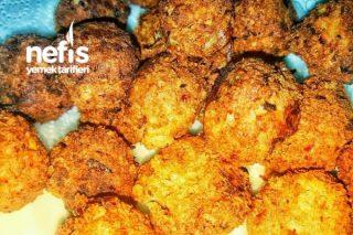 Orjinal Falafel (Meşhur Arap Yemeği-Lübnan Mutfağından) Tarifi