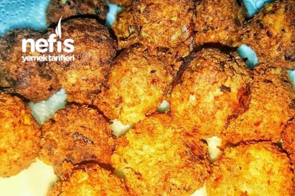 Orjinal Falafel (Meşhur Arap Yemeği-Lübnan Mutfağından)