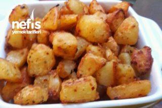 Karbonatlı Çıtır Patates Tarifi