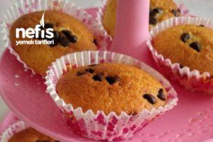 Muzlu Sütle Mini Kekler Tarifi