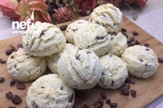 Çikolatalı Toz Pudingli Dondurma Kurabiye (Nefis) Tarifi