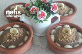 Kakaolu Manolya Tatlısı Tarifi
