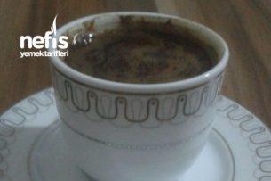 Maden Sulu Türk Kahvesi Tarifi
