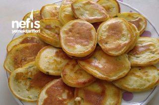 Peynirli Pankek (Süper Lezzet) Tarifi