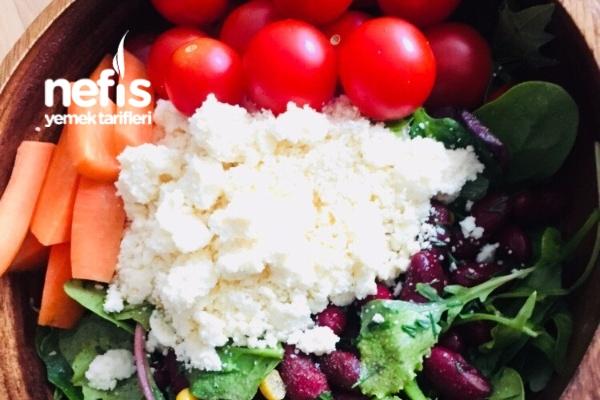 Tulum Peynir Salatası Tarifi
