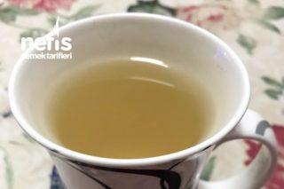 Zencefil Çayı (Soğuk Algınlığı Savar) Tarifi