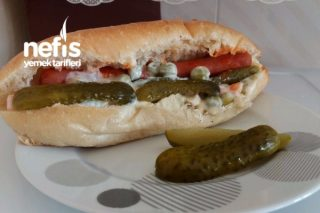 Goralı Sandviç ( Nefis Lezzet ) Tarifi